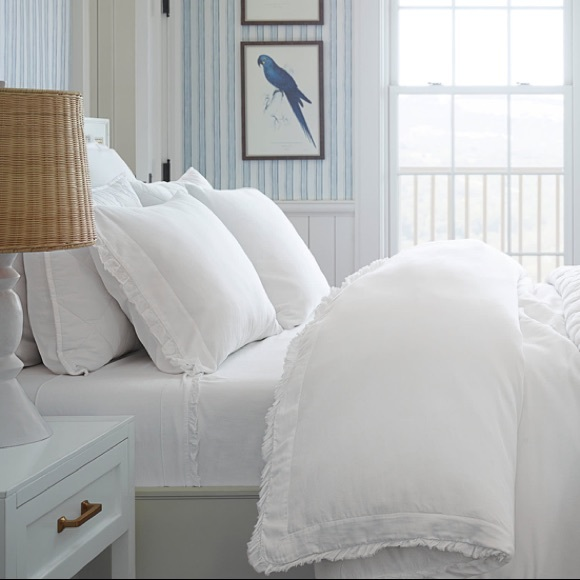 Serena Lily Bedding New Serena And Lily Oyster Bay Duvet Cover